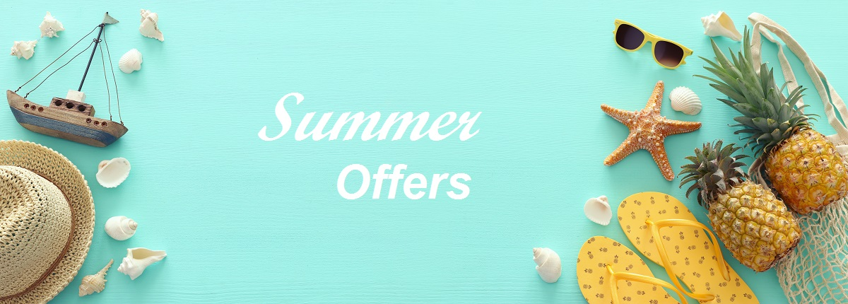 Take Advantage of our Summer Offers at Coal Hut