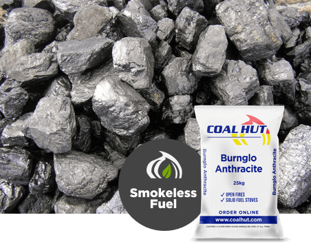Burnglo Anthracite Smokeless Fuel 25kg