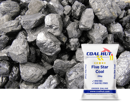 Five Star Coal 25kg