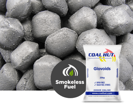Glovoids Smokeless Fuel 25kg