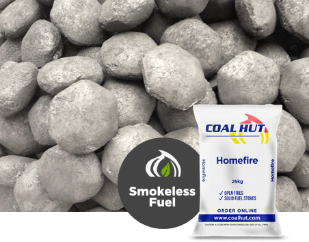 Homefire Smokeless Coal
