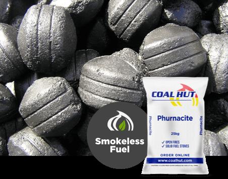 Phurnacite Smokeless Fuel 25kg