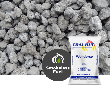 Wonderco Smokeless Fuel 25kg