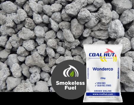 Wonderco Smokeless Fuel 25kg