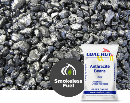 Coal Hut | Anthracite Beans