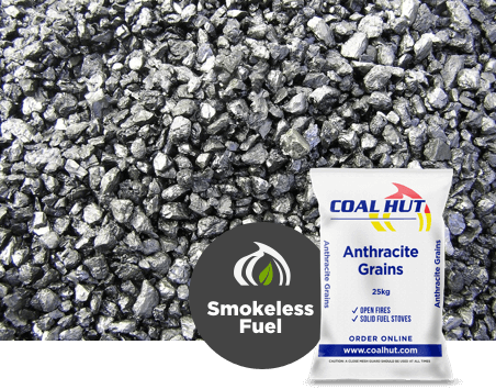 Anthracite Grains | Coal Hut