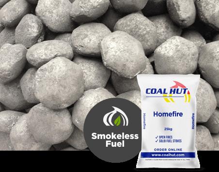 Homefire | Coal | Coal Hut