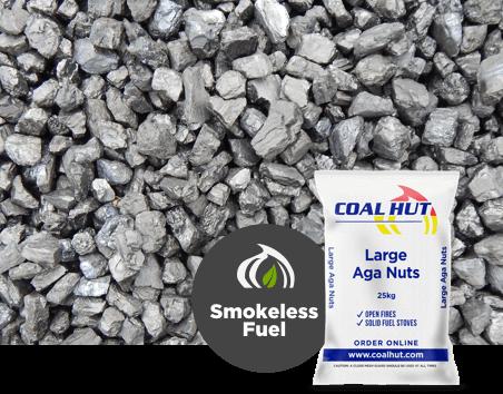 Coal Hut | Large Aga Nuts