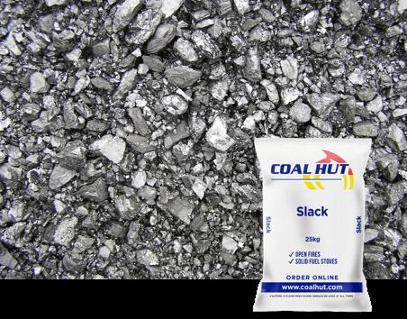 Coal Hut | Slack | Coal
