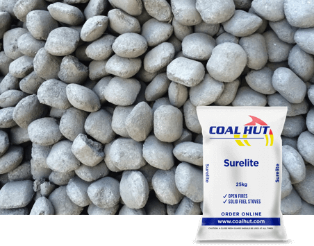 Surelite | Smokeless Coal | Coal Hut