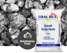 Small Esse Nuts Smokeless Fuel 25kg