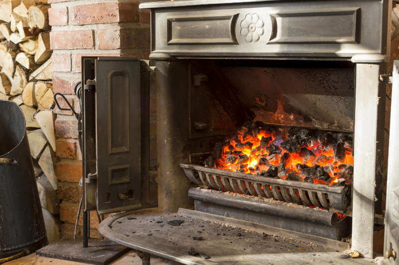 What can I burn in my multi-fuel stove?