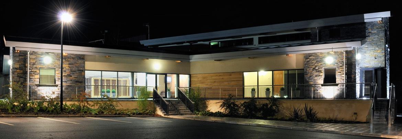 Coal Hut Headquarters